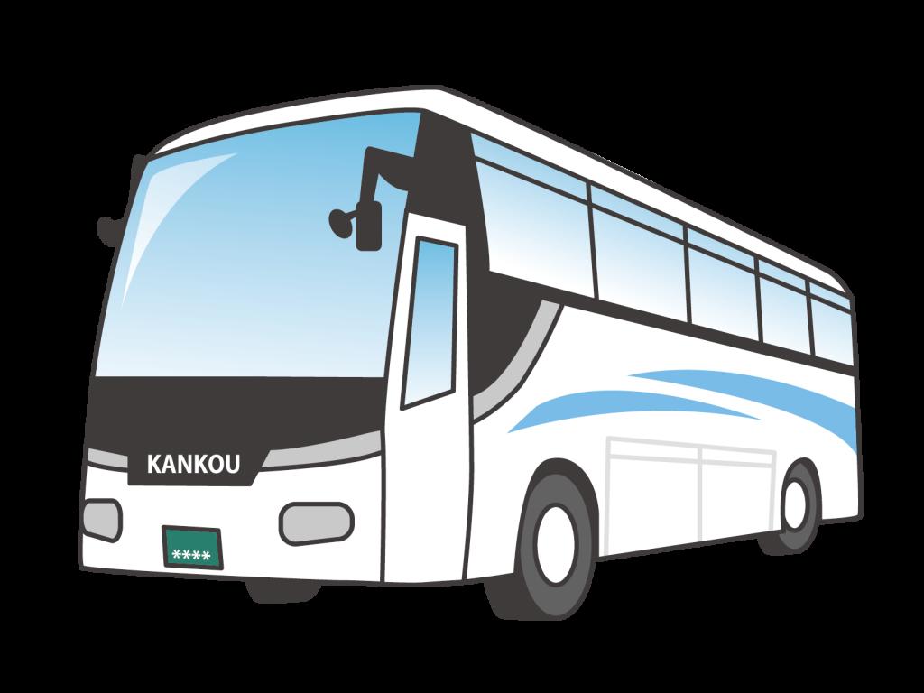 かっこいいバス車両